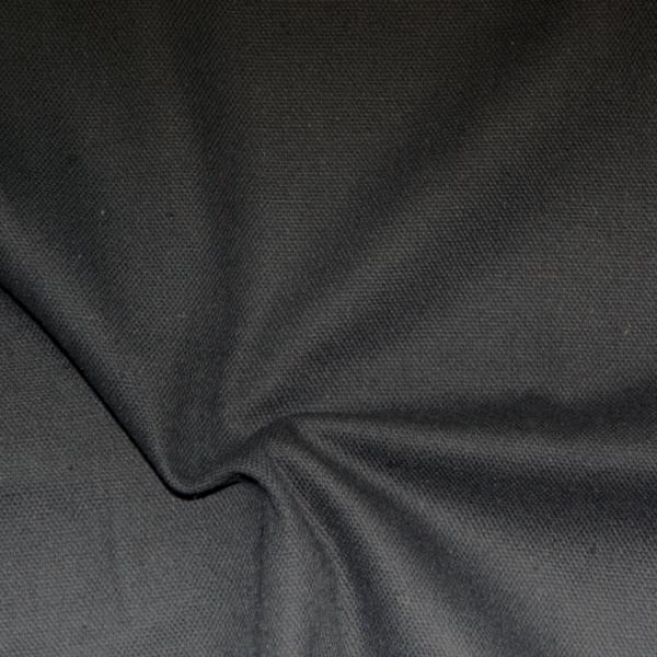 Canvas schwarz Baumwolle