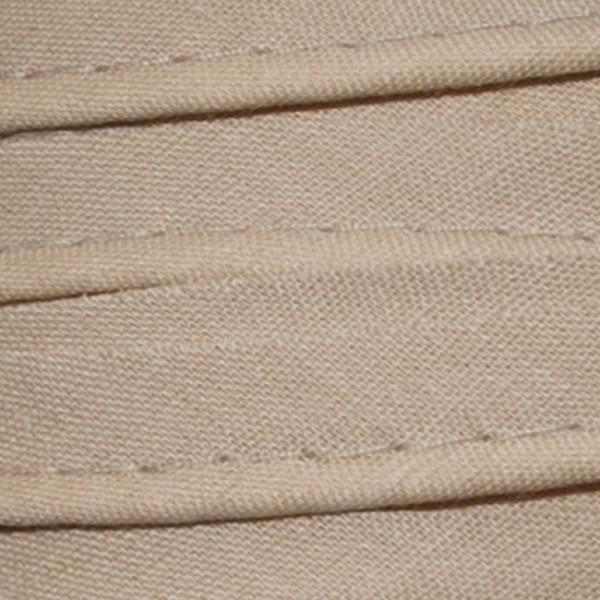Baumwollpaspel beige