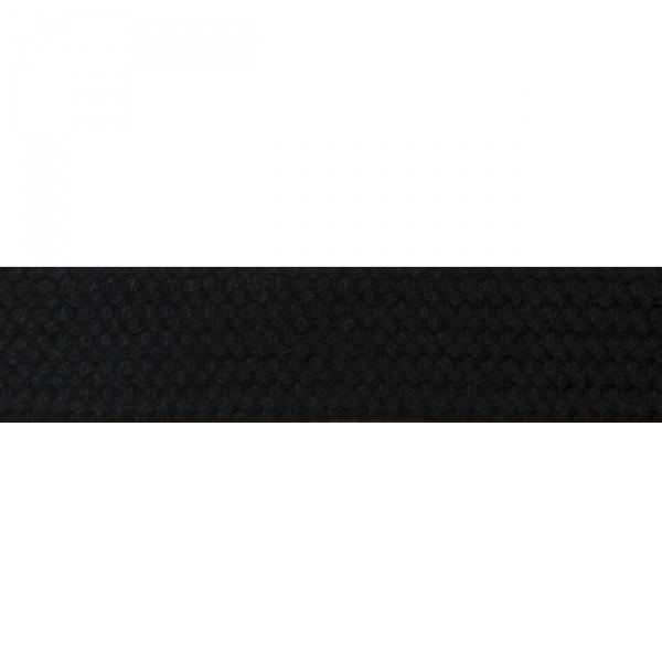 Flechtkordel, schwarz