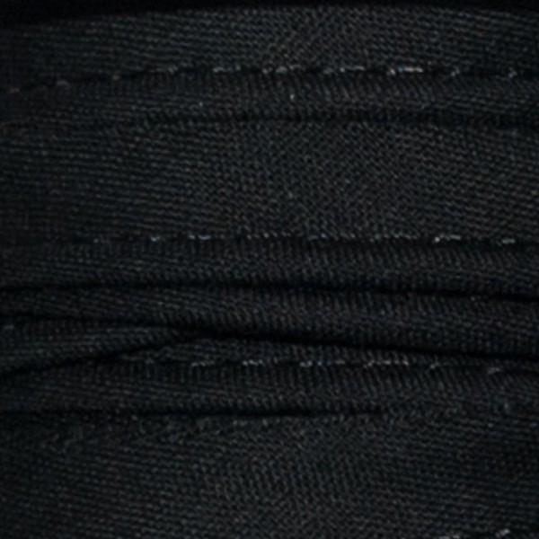 Baumwollpaspel schwarz